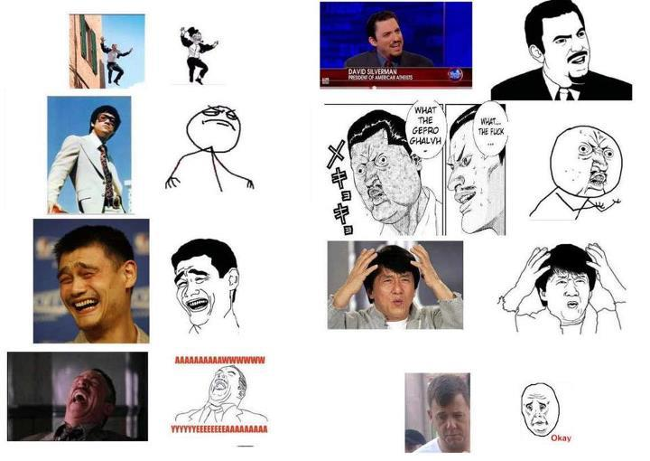 memes faces in real life - photo #1