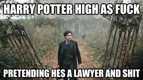 harry potter fuck