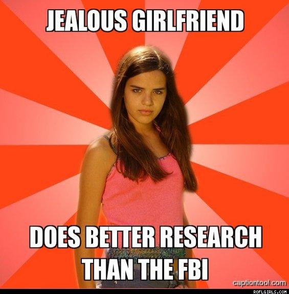Best friend dating jealous girlfriend